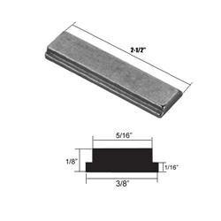 Shower Door Strike Jamb Magnet For Swing Shower Doors