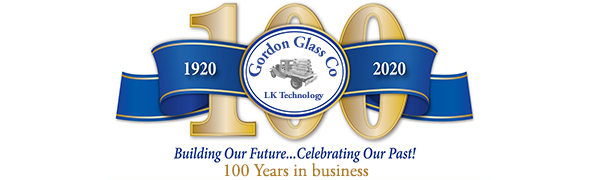 Gordon Glass Company Celebrates its 100 Years in Business!